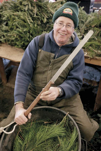 ||Peter Trimming Boughs||