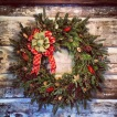||Homemade Wreath||